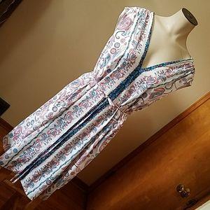 R. LOFT Shift Dress